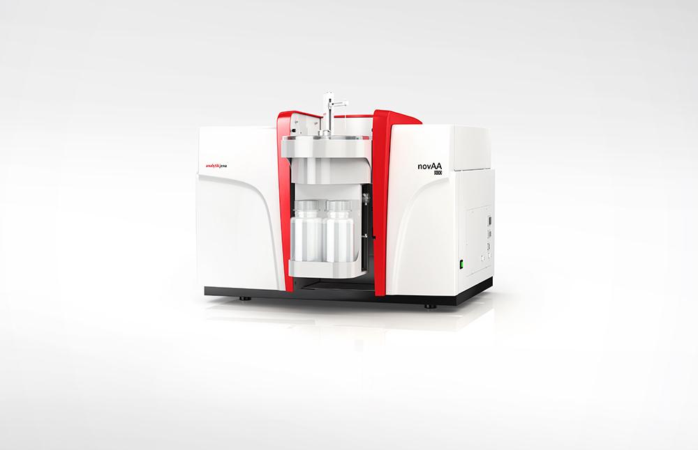 Atomabsorbcijas spektrofotometrs novAA 800