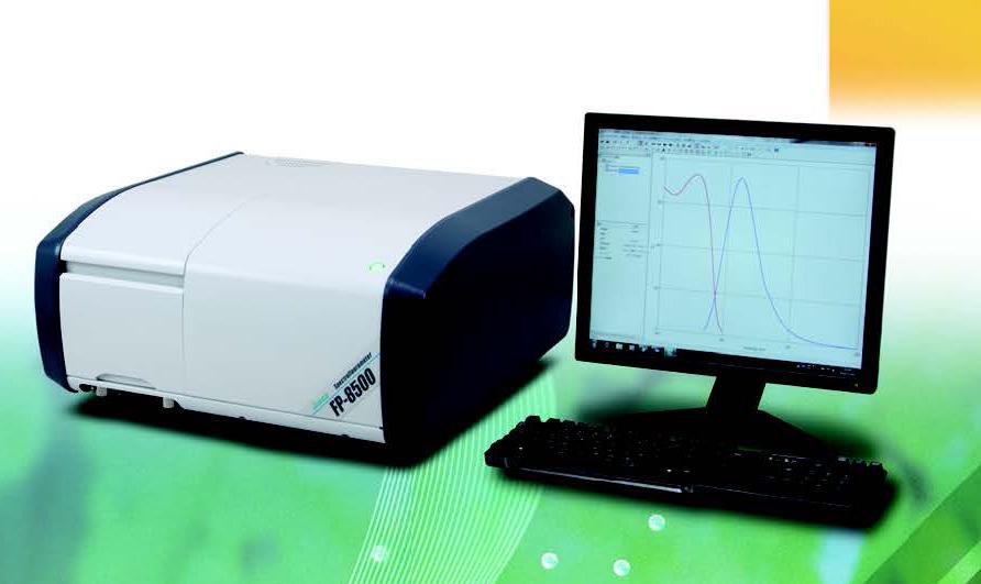 Fluorescences spektrometrs