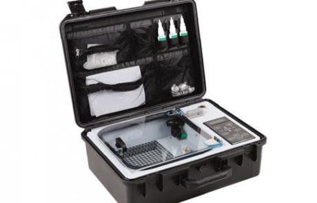 Pārnēsājama cianakrilāta uzklāšanas kamera MVC-lite