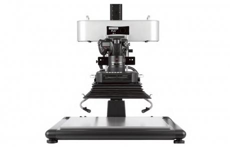 Pilnīga UV-Vis-IR pirkstu nospiedumu fotografēšanas darbstacija DCS5