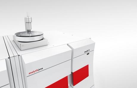 multi X TOC analizators