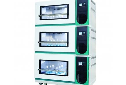 Laboratorijas inkubators kratītājs